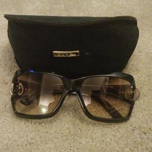 Gucci Oversized sunglassed GG 2598 D28LE